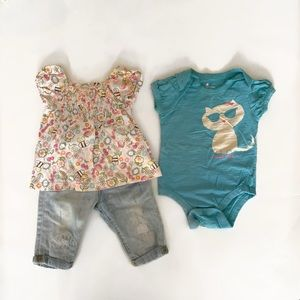 Little Girls Size 18-24mo Lot - Baby Gap and more!